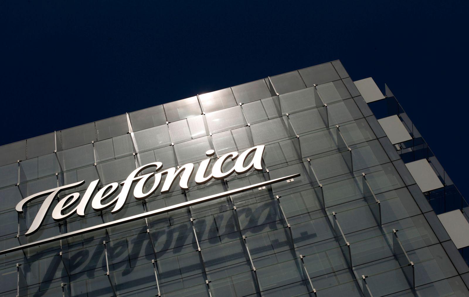 Telefónica / Zentrale Madrid