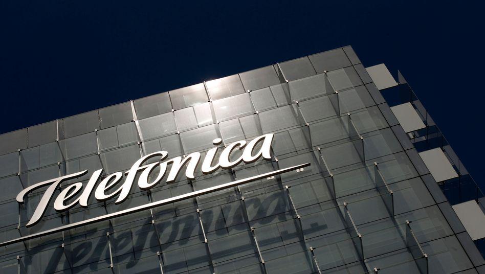 Telefónica will in Spanien bis zu 5000 Stellen abbauen