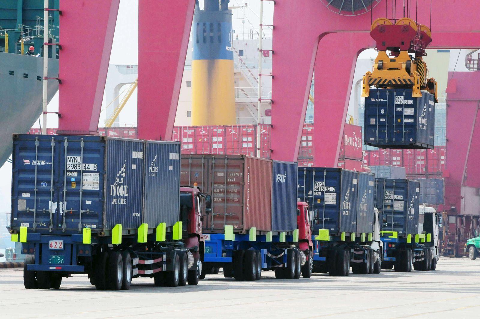 China / Handel / Export