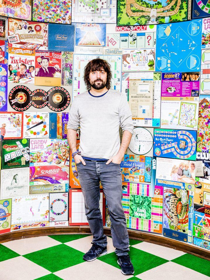 Kreativer Müllsammler: Tom Szaky.