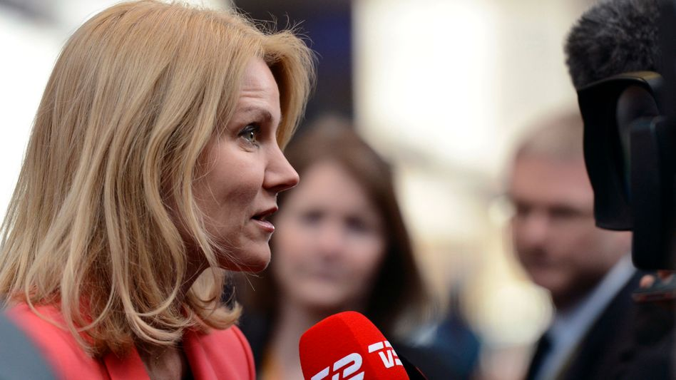 Helle Thorning-Schmidt: Die Premierministerin kann sich nur noch auf 61 der 175 Abgeordneten stützen