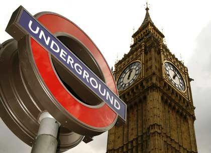 Very british: In London ist man über die wirtschaftliche Entwicklung derzeit not amused