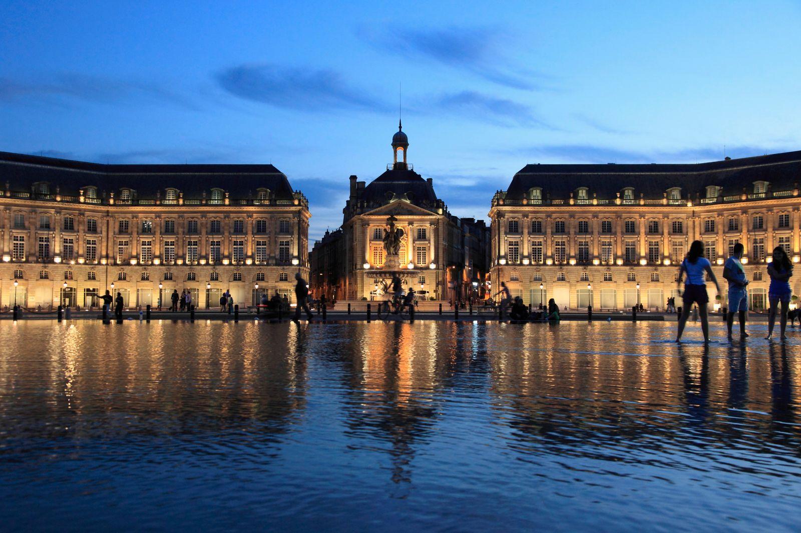 NICHT MEHR VERWENDEN! - Bordeaux / Frankreich
