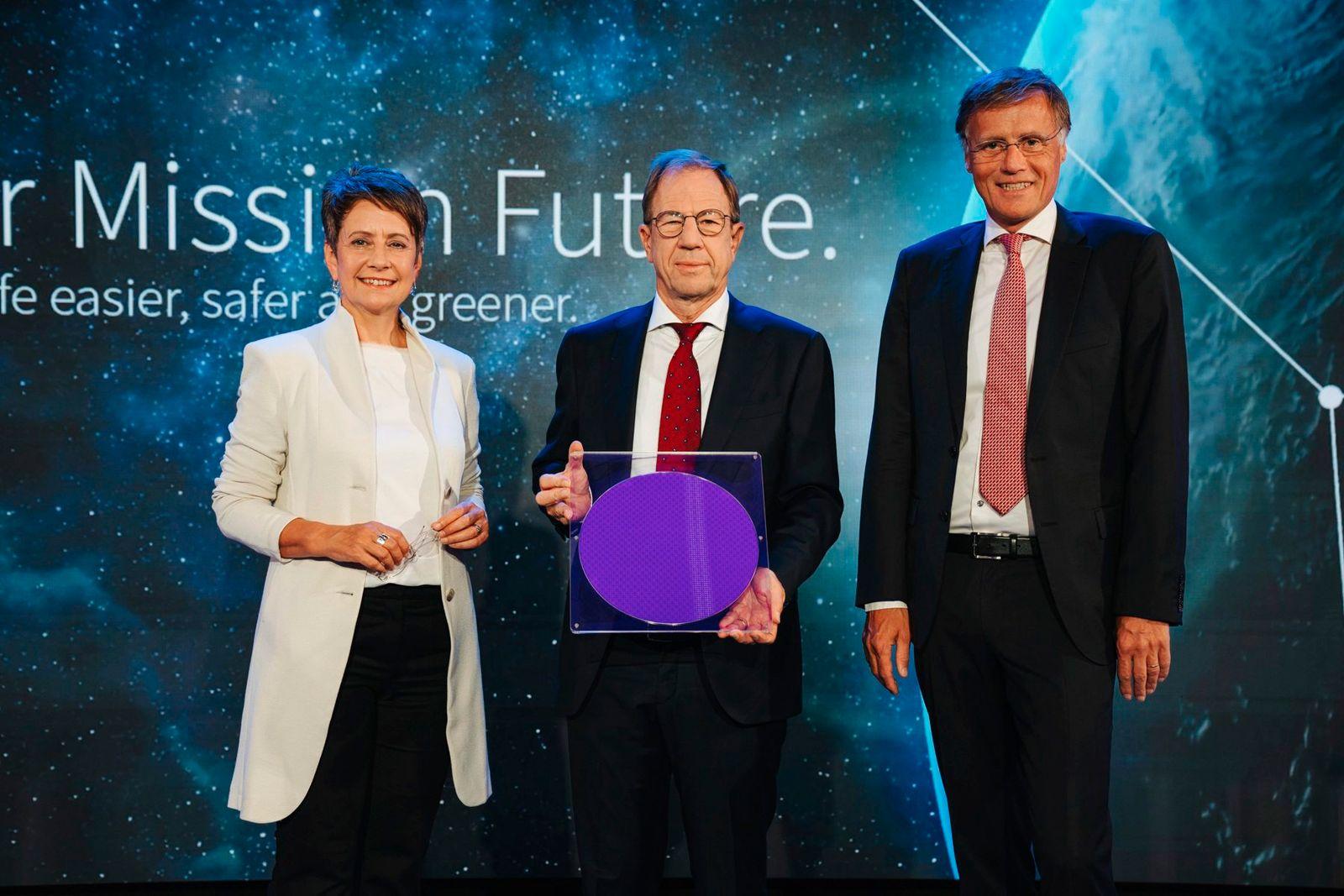 Chipfabrik von Infineon in Villach
