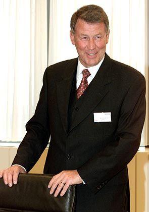 Machtvoller Dienstleister: Ulrich Brixner positioniert die DZ Bank neu