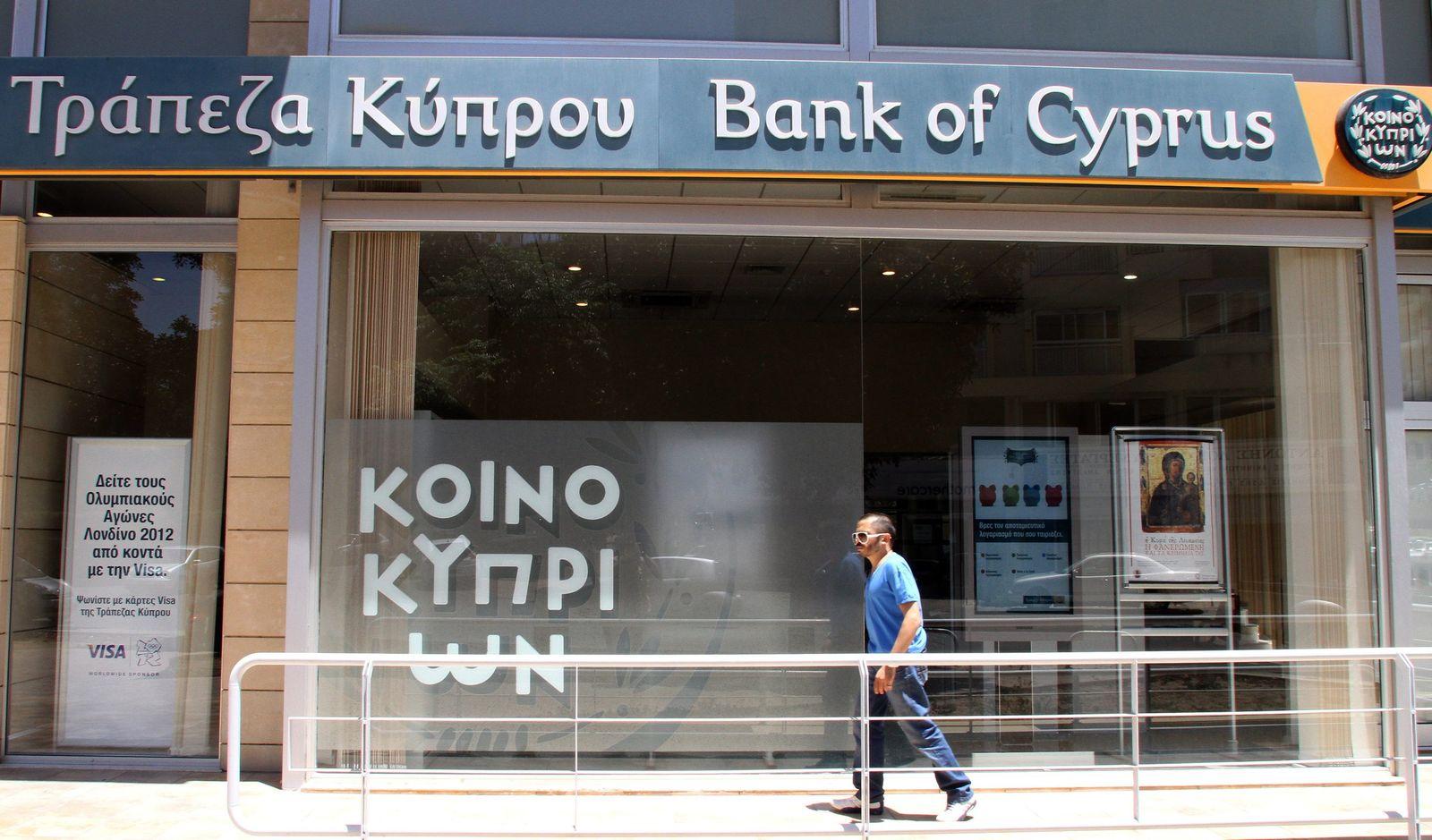 zypern bank