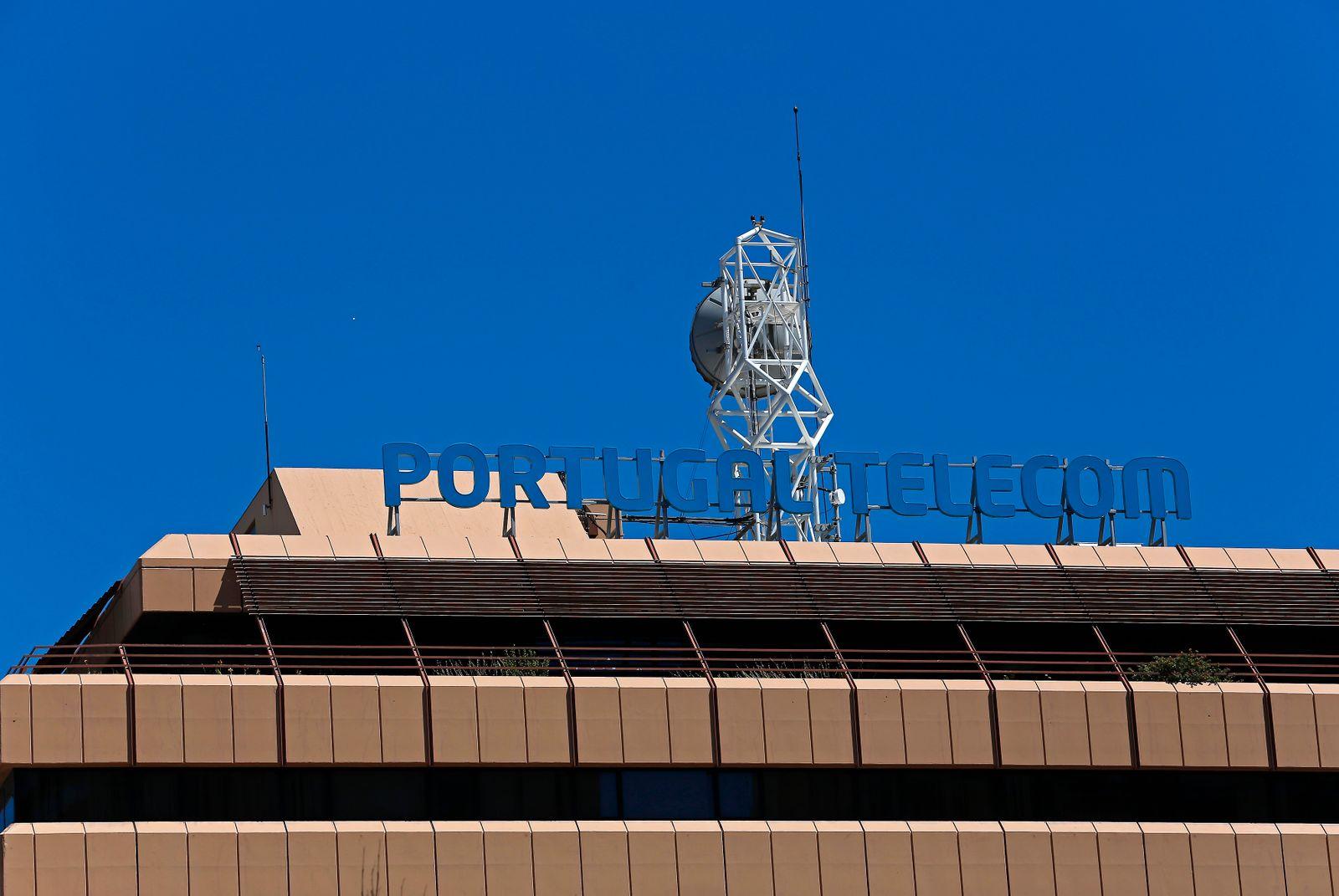 Portugal Telecom (PT); HQ Lissabon
