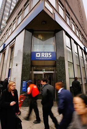 Royal Bank of Scotland: Anleger getäuscht?
