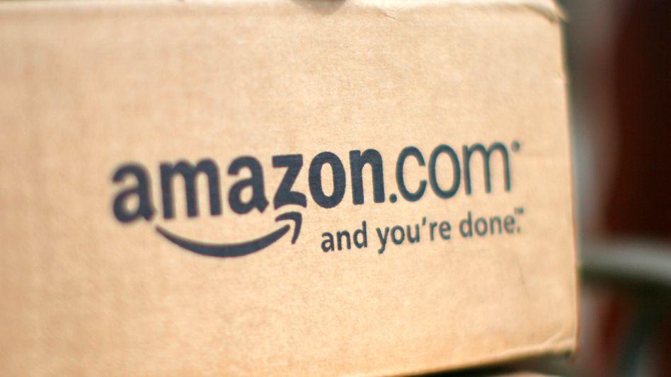 Ab in die Kiste: Viele seiner Waren muss Amazon nicht mehr per Paket versenden, denn der Onlinehändler vertreibt mittlerweile viele digitale Produkte