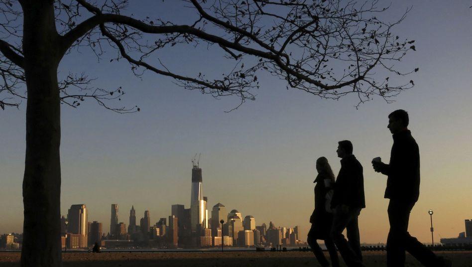 Wolkenkratzer von New York: Die begehrten Luxusapartments in den Türmen erzielen Rekordpreise