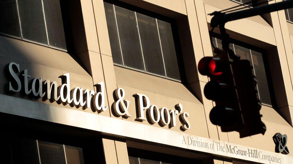 Im Schlaglicht: Die Rating & Agentur Standard & Poor's steht seit der Herabstufung der USA im Zentrum des Interesses