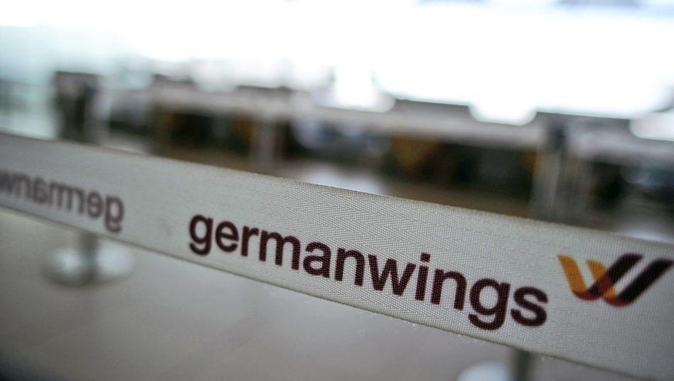 Flughafen Köln/Bonn: Flaute am Germanwings-Schalter
