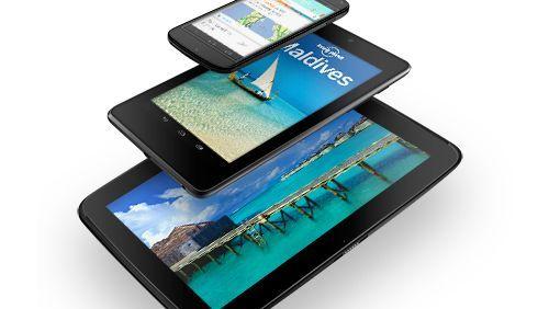 Tablet-Computer Nexus von Google: Kampfansage in verschiedenen Formaten