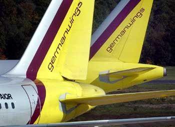 Kleiner Schönheitsfehler: Germanwings muss Start- und Landerechte abgeben