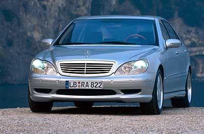 Die Mercedes S-Klasse als Bestechungswährung?