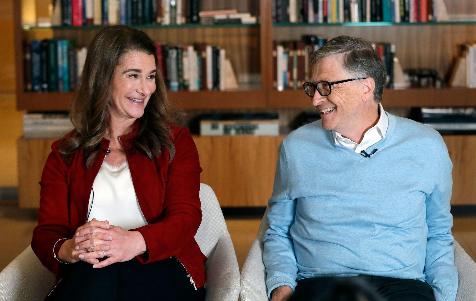Bill Gates: Scheidung von Melinda Gates - manager magazin