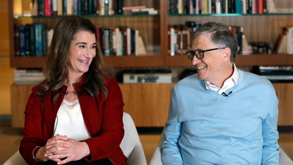 Die nächste Trennung unter den reichsten Menschen der Welt: Nach dem Ehepaar Bezos vor zwei Jahren lässt sich nun auch das Ehepaar Gates scheiden