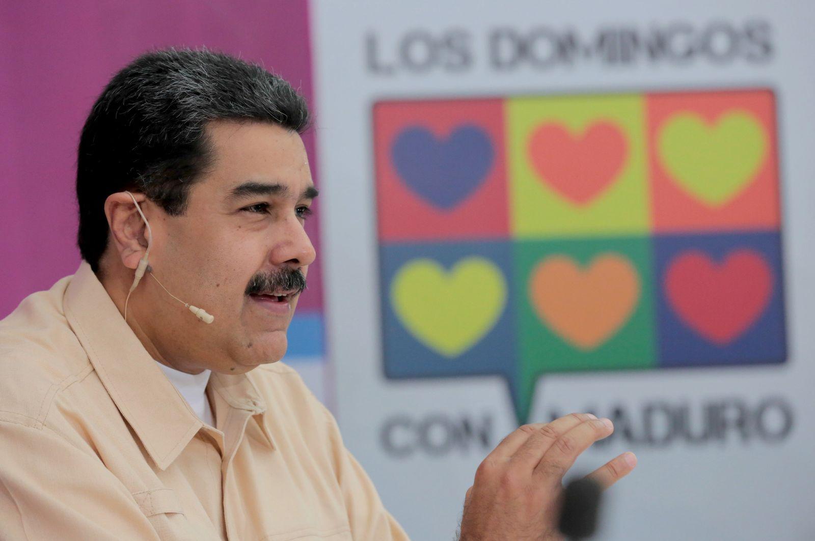 Venezuelas Staatschef will neue Kryptowährung