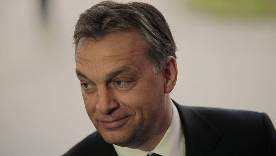 Viktor Orban: Der ungarische Ministerpräsident macht derzeit von sich reden