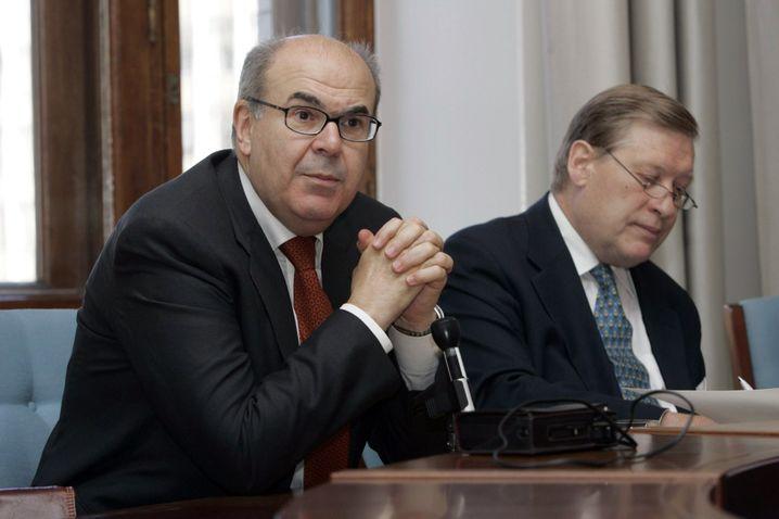 Vassilios Skouris: Herr des EuGH