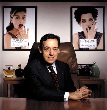 """""""Wir haben akzeptiert, dass man nicht jedem Konsumenten das gleiche Produkt verkaufen kann."""" L'Oréal-Chef Owen-Jones"""