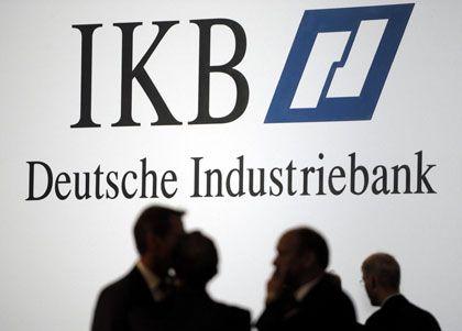 """Betrugsopfer oder Betrüger? Die IKB legte """"den kurzlebigsten Investmentfonds mit Triple-A-Rating in der Geschichte der Unternehmensfinanzierung"""" auf - den Schaden hatten US-Gemeinden und -Studentenfinanzierer, aber auch die Bank selbst"""