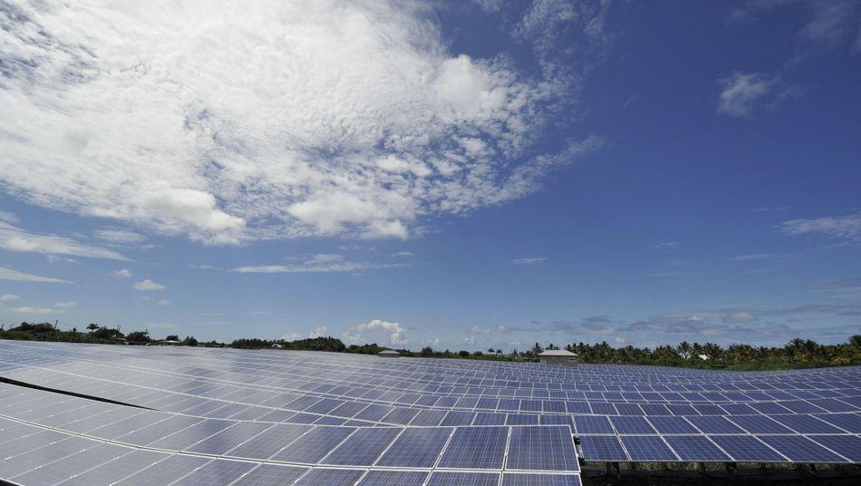 Solarzellen: Für neue Anlagen 15 Prozent geringere Einspeisevergütung