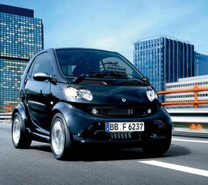 Halbes Auto, halber Verbrauch: Der Smart ForTwo Coupé cdi mit 41 PS schluckt 3,4 Liter Diesel
