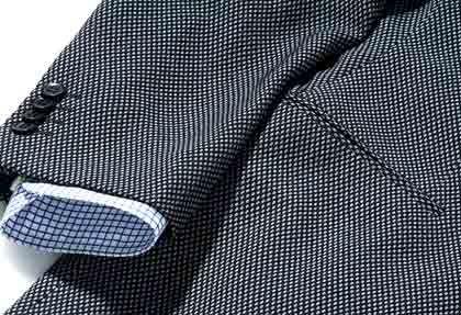 Maßkonfektion: Anzug von Giorgio Armani