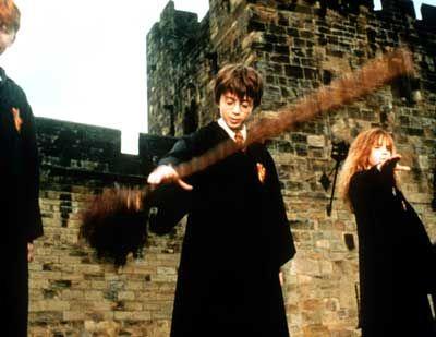 Kampf um die Filmrechte: Harry Potter