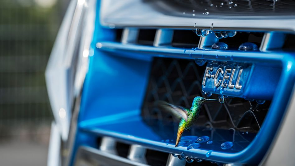 Brennstoffzelle von Daimler: Der Autobauer will den alternativen Antrieb für Lkw gemeinsam mit Volvo bis zum Ende dieses Jahrzehnts zur Serienreife bringen