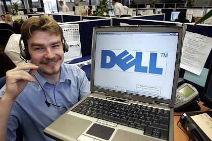 Vertriebs- und Servicezentrum von Dell in Halle: Für die Produktion ist Ostdeutschland zu teuer