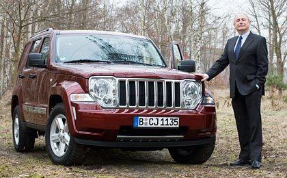 """mm-Tester Brunner und der Jeep Cherokee: """"Solange es eine Nachfrage für dieses Angebot gibt"""""""