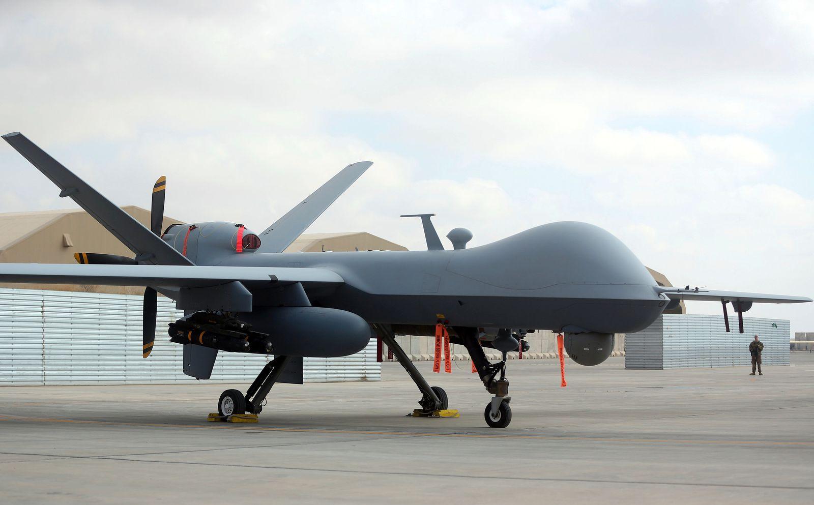 Konflikt in Afghanistan - Drohne MQ-9 Reaper