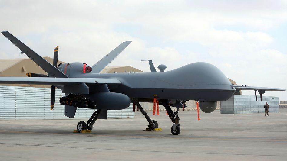"""Ziel getötet"": US-Drohne in Afghanistan (Symbolbild)"