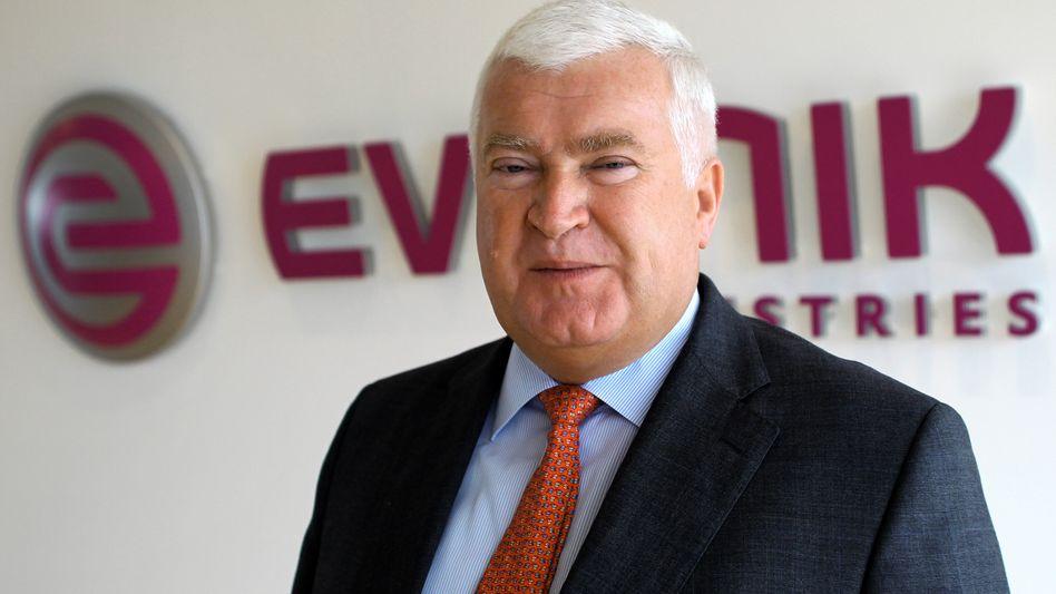 Evonik-Chef Engel will mit dem Spartenverkauf das Profil des an die Börse strebenden Konzerns weiter schärfen