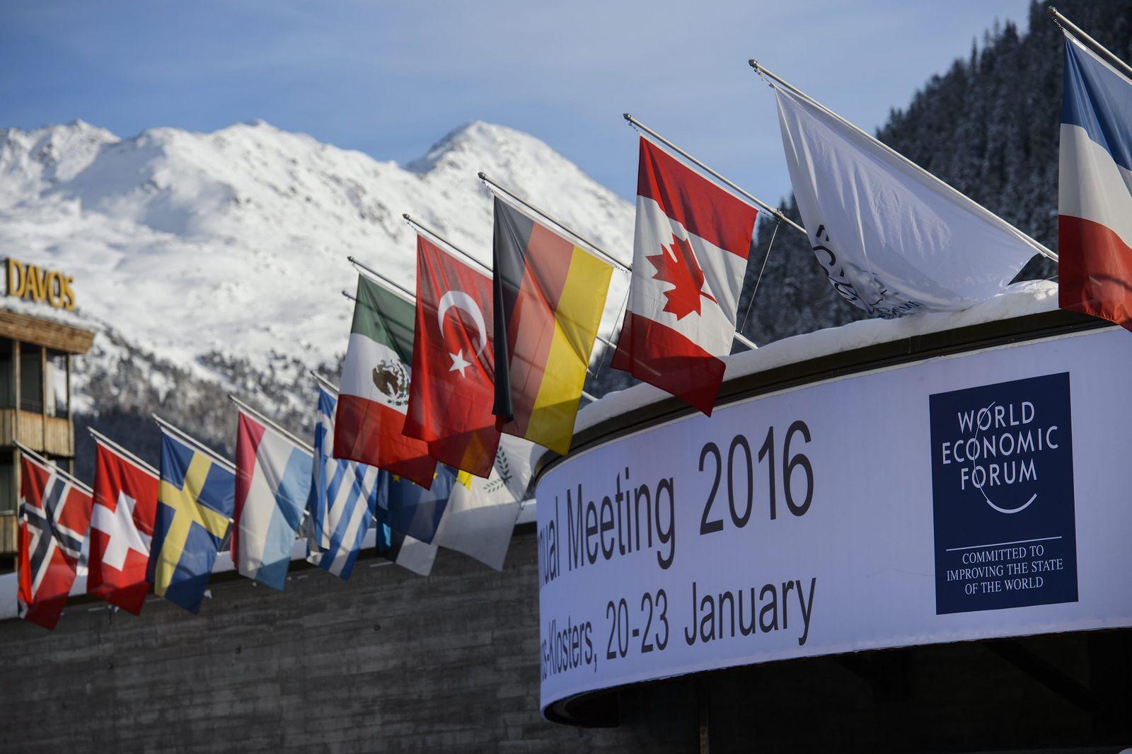 World Economic Forum, WEF Davos