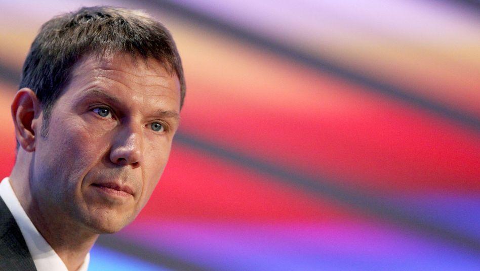 Noch-Chef der Deutschen Telekom: René Obermann vor Jobwechsel