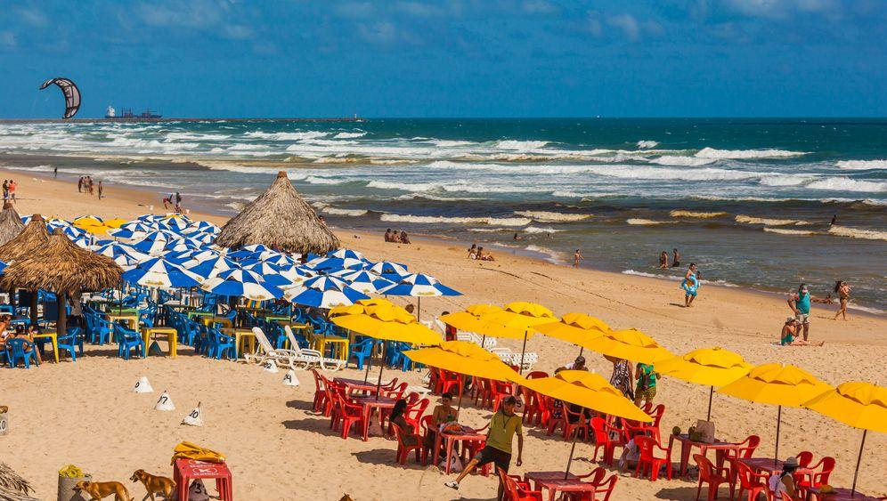 Brasilien: WM-Standort Fortaleza