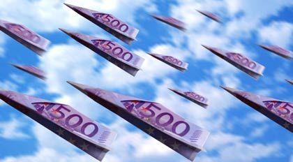 Geld verfliegt: Wenn das Gehalt niedrig ist, kommt der Dienstwagen teuer
