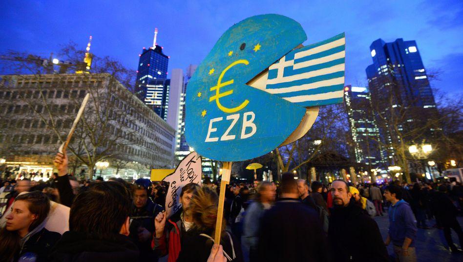EZB: Immer mehr Protest gegen die Politik der Zentralbank