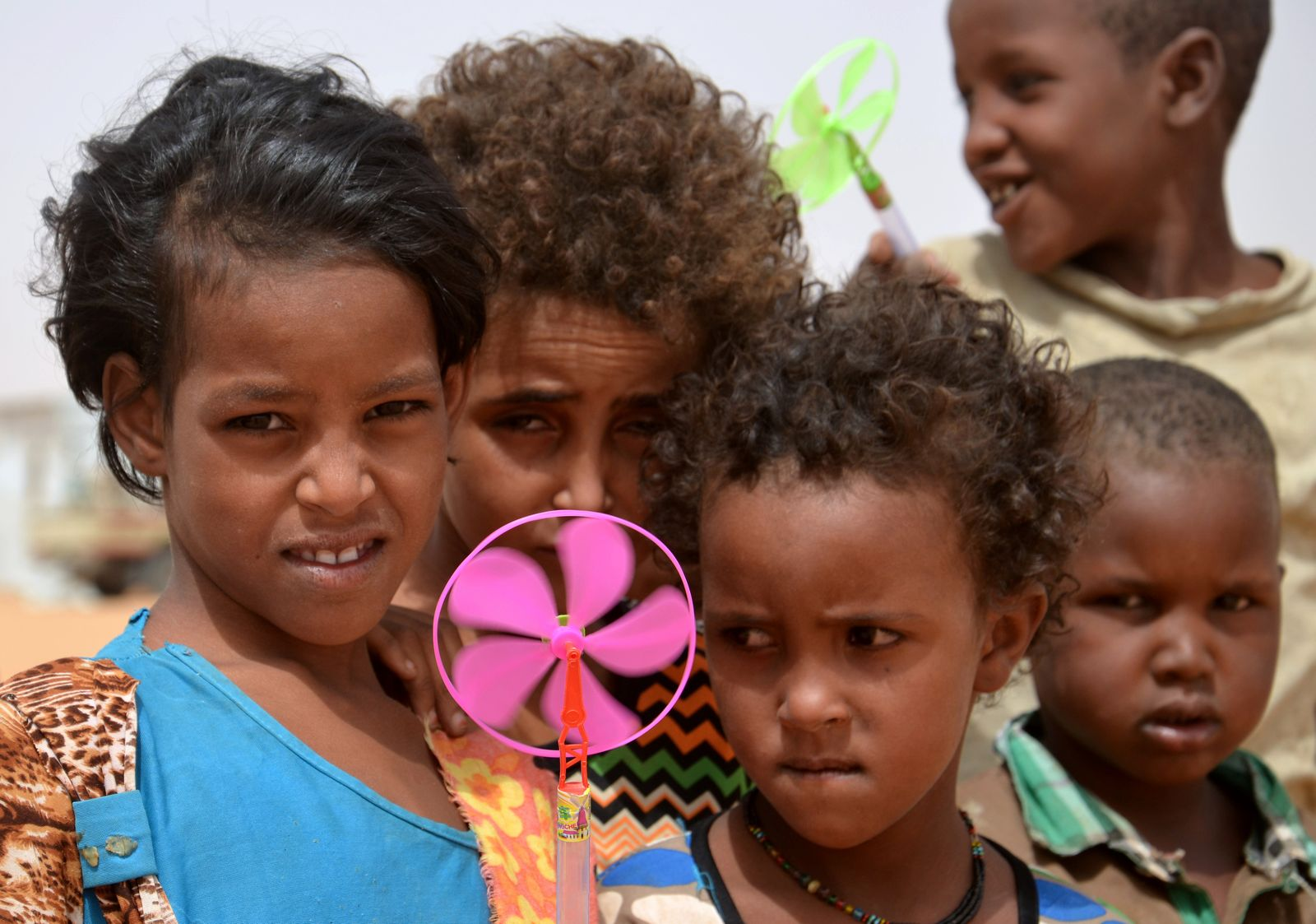 Niger/ Tahoua/ Flüchtlinge