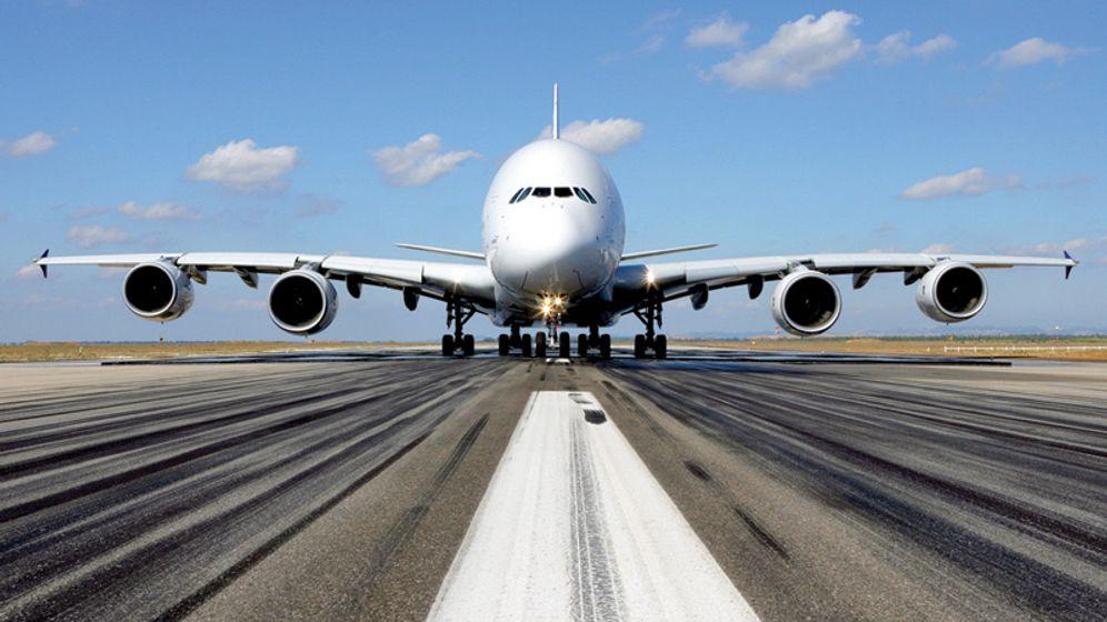 Golf-Airlines: Luxus über den Wolken