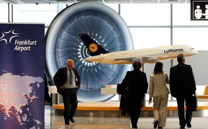 Kein Boom in Sicht: Auf den Flughäfen von Fraport nehmen die Passagierzahlen weiter ab
