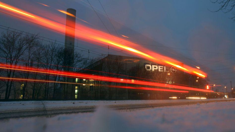 Opel-Werk in Bochum: Produktionsstopp Ende 2014
