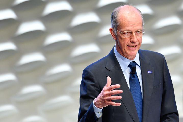 Soll sich als Chef-Aufseher bewähren: Ex-BASF-Chef Kurt Bock