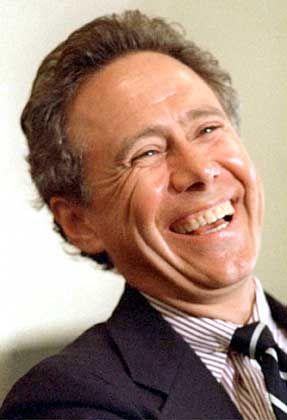 Hat gut lachen: US-Geschäftsmann Philip Anschutz