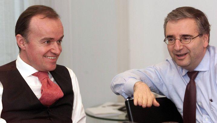 Die Karriere des Deutsche-Bank-Aufsichtsratschefs: Warum Paul Achleitner um sein Amt kämpft