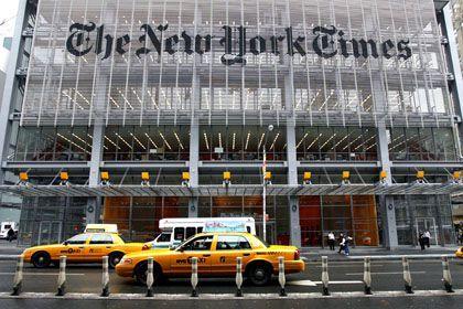 """In Geldnot: Die """"New York Times"""" will sich von Milliardär Carlos Slim aushelfen lassen"""