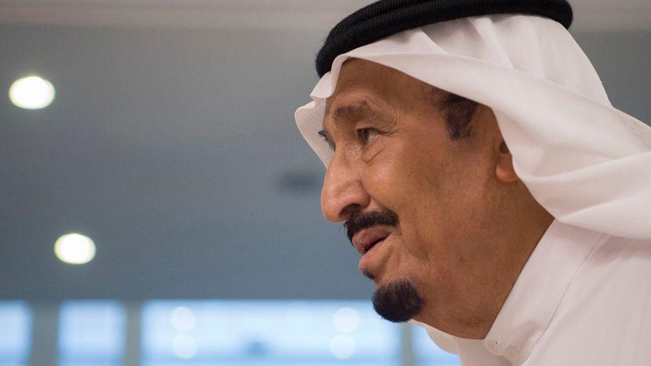 Kommt nicht nach Hamburg zum G 20 Gipfel: Saudi Arabiens König Salman
